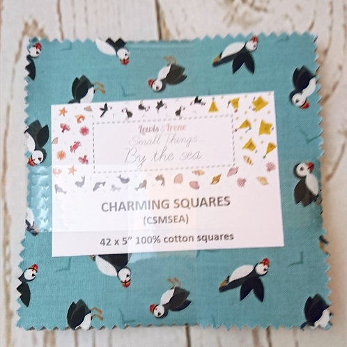 Charming Squares - Small Things By The Sea - Lewis and Irene