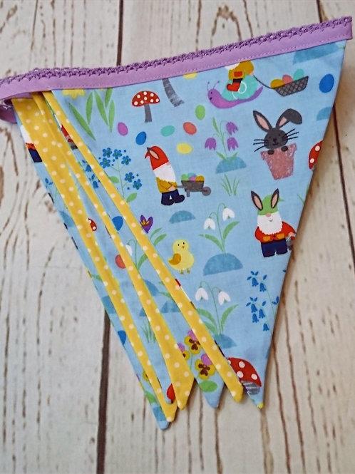 7 Flag Springtime Gnomes