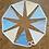 Thumbnail: 9 Flag Blue/Cream Themed Bunting
