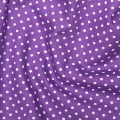 Purple - Polka Dots