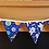 Thumbnail: 6 Flag Space Themed Bunting