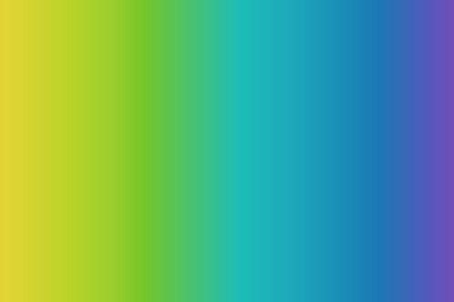 Rainbow blend (digital print)