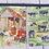Thumbnail: 10 Flag - Square Farming Bunting