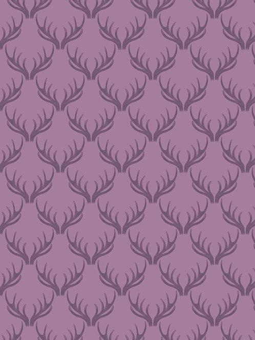 Purple Antlers - Loch Lewis