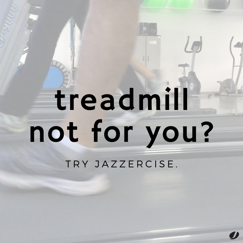 treadmill not for you?