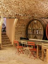 Caveau de dégustation Domaine des Vignes d'Hôtes