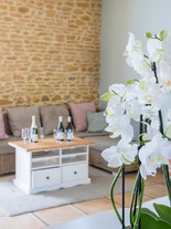 Salon apéritif Domaine des Vignes d'Hôtes