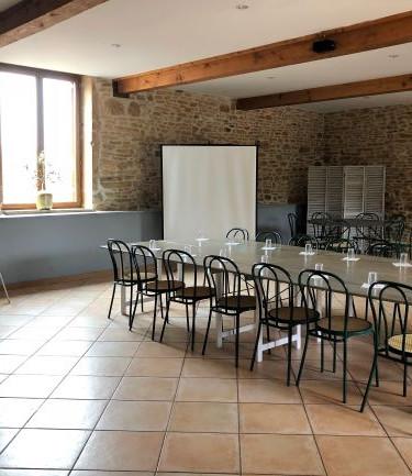 Salle de réunion du Beaujolais