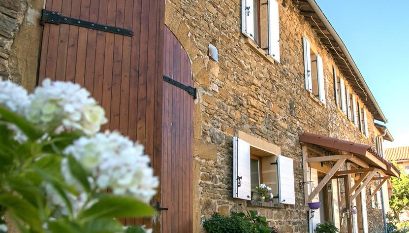 Le Grand gîte Domaine des Vignes d'Hôtes