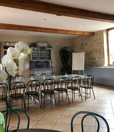 Salle de séminaire Domaine des Vignes d'Hôtes