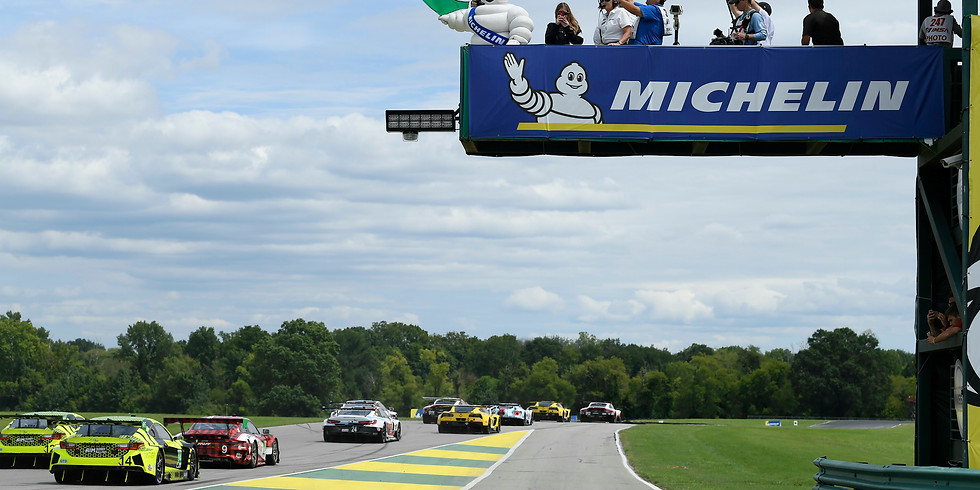 Michelin GT Challenge with RSC Motors