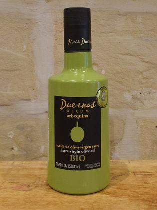 Huile d'olive Arbequina Bio