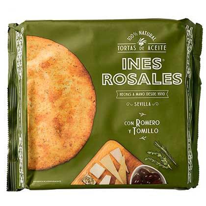 Torta Ines Rosales Thym & Romarin