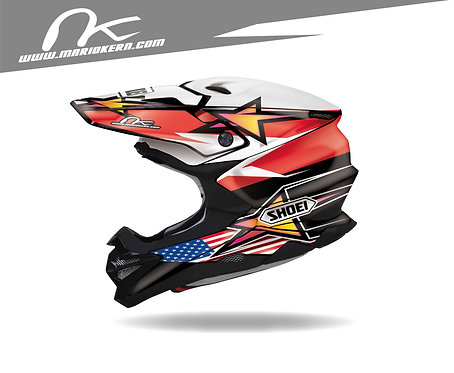 SHOEI VFX-WR ab 2018- / POWER USA