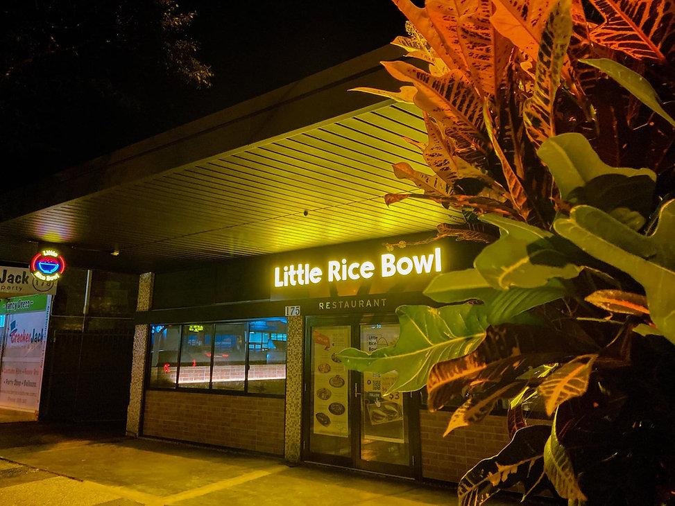 Little Rice Bowl restaurant