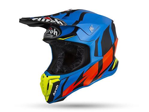 AIROH TWIST GREAT / Blue Matt