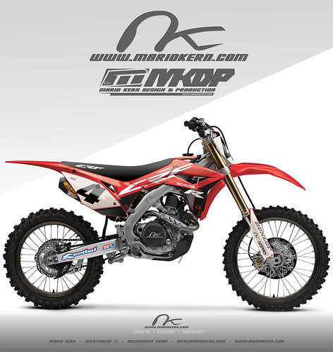 Honda CRF 250-450 ab 2018- / Future Edition
