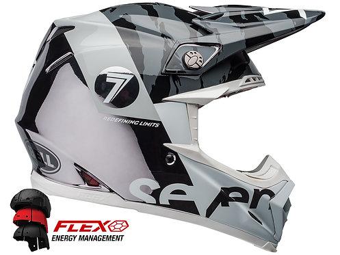 BELL MOTO-9 CARBON FLEX / Seven zone gloss