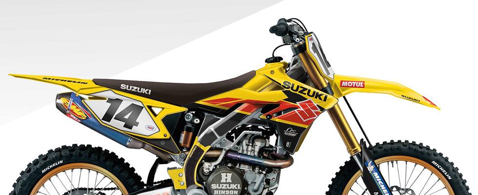 Suzuki RMZ 250-450 ab 2019- / Kevin Windham 2001 Replica Edition
