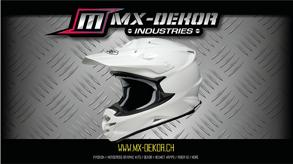 SHOEI VFX (white)
