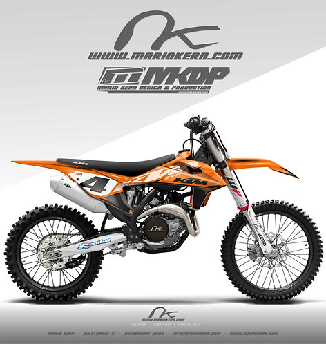 KTM SX/SX-F 125-450 ab 2019- / Future Edition
