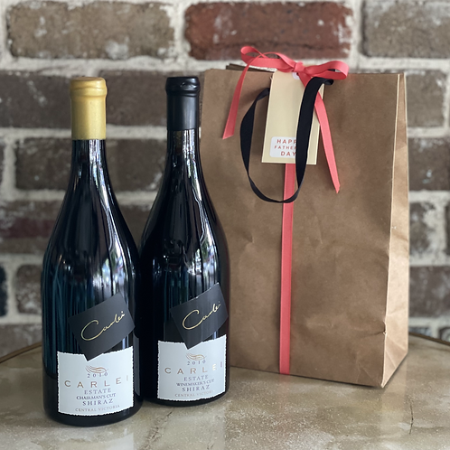 Carlei Estate Deluxe Shiraz Wine Pack