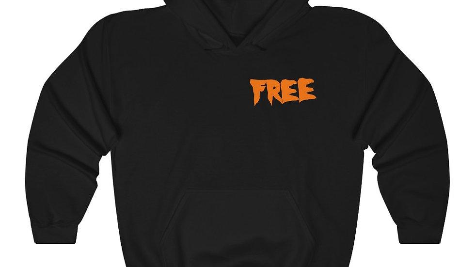 Free Hoodie Black