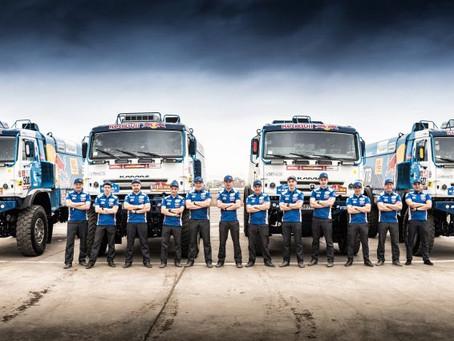 Поздравляем нашу команду #КАМАЗ с победой 1 и 2 места наши