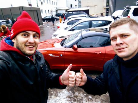 Подобрали автомобиль BMW Z4 для co founder Рокетбанк, Алексея