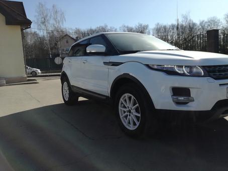В продаже LandRover Evoque 2012 г.в., 2,2 дизель