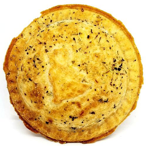 Gluten-free Tuscan Chicken Pot Pie