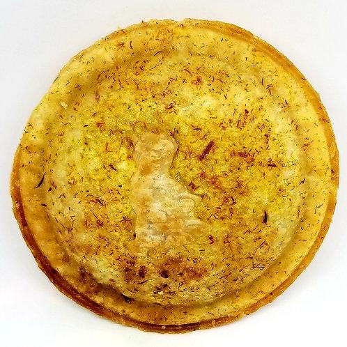 Moroccan Chicken Pot Pie