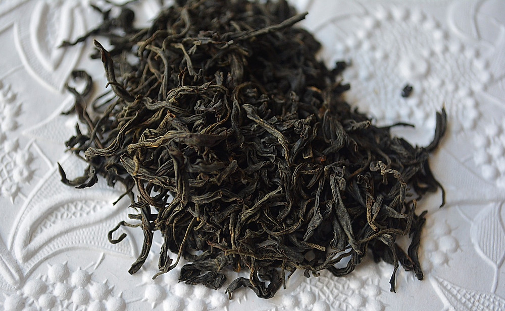 THE SCENT:  Korean Boseong Red Tea | Teas Unique