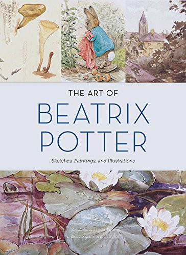 The Art of Beatrix Potter - Sketches, Paintings, and Illustrations