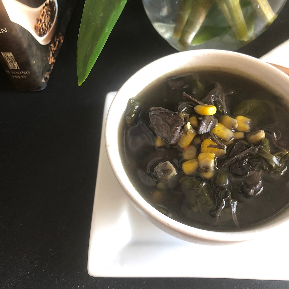 Genmaicha Vegetable Soup