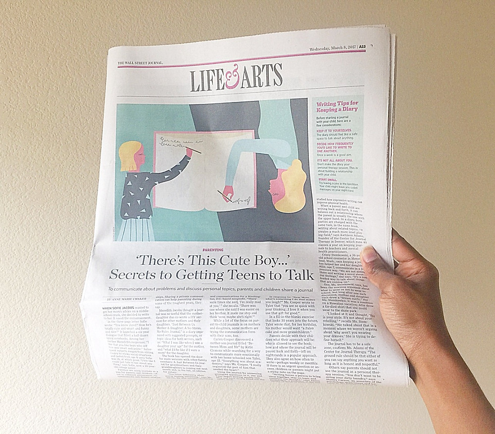 Long Live Paper: How Teenagers & Parents Can Use Writing To Help Faciliate Communication
