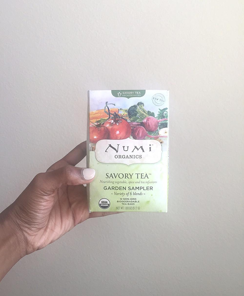 THE SCENT: Beet Cabbage Savory Tea | Numi Organics