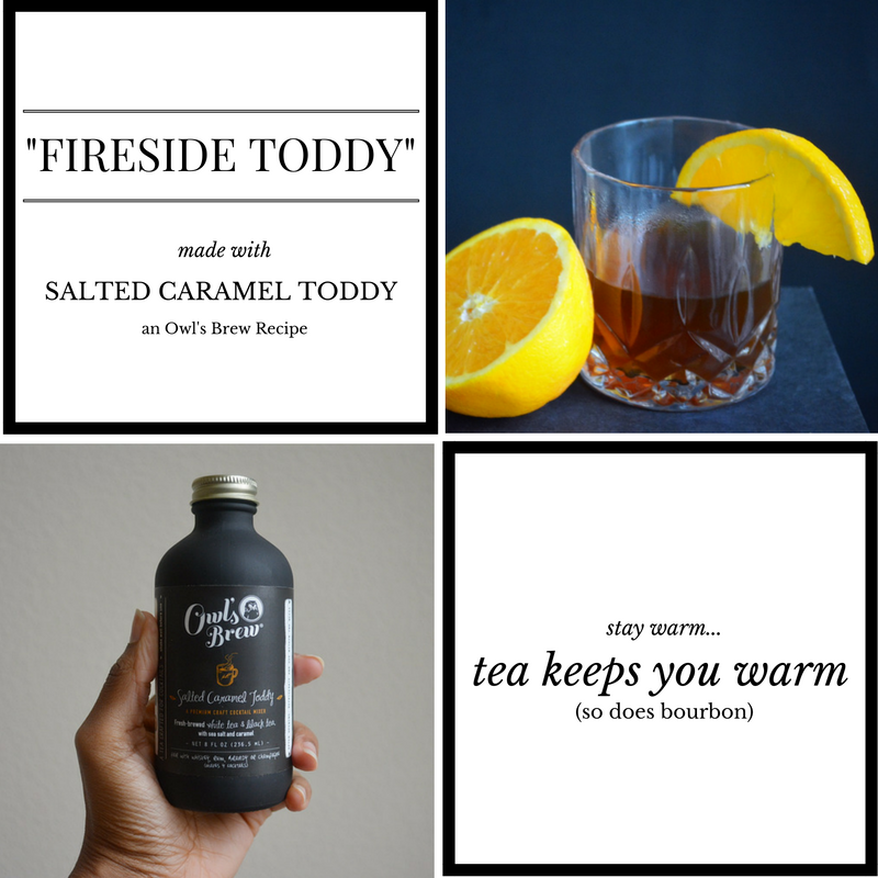 7 Tea Cocktails To Completely Alleviate Tea Sippers Guilt | Fireside Toddy