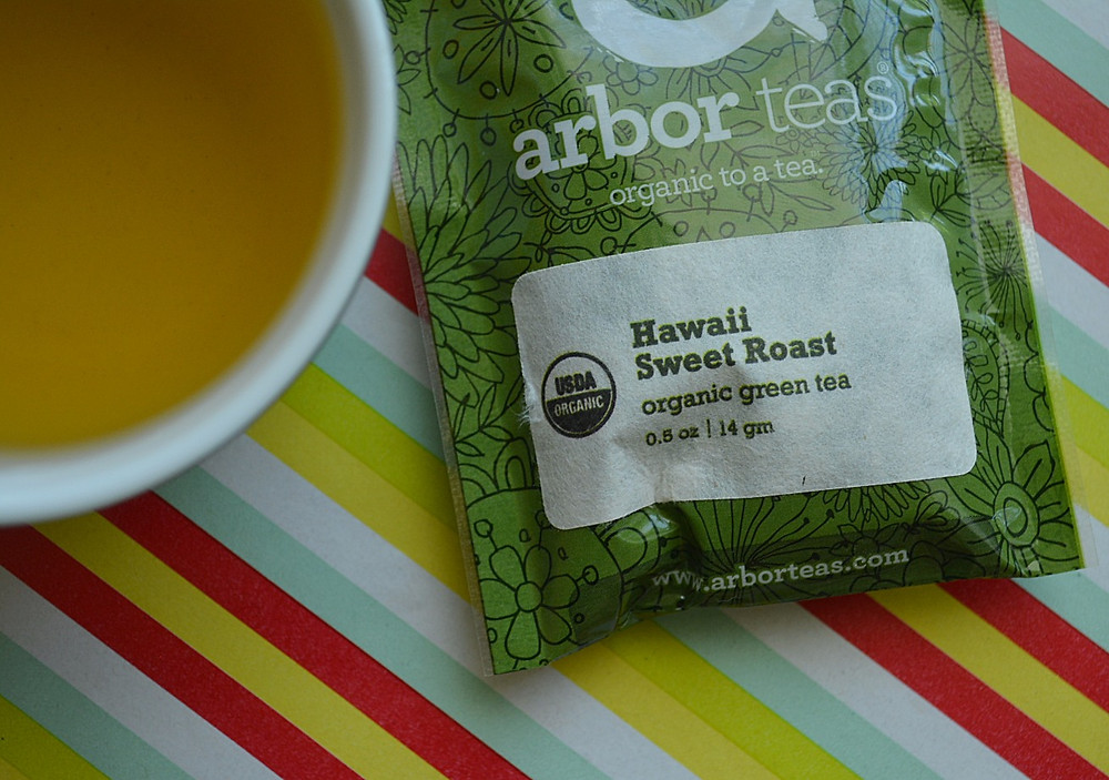 THE EFFECT: Hawaii Sweet Roast Green Tea | Arbor Teas