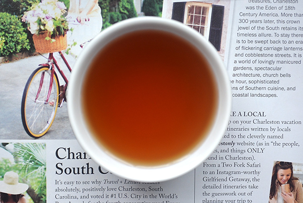 THE HUE: Plantation Peach | Charleston Tea Plantation