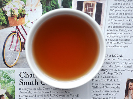 Plantation Peach | Charleston Tea Plantation