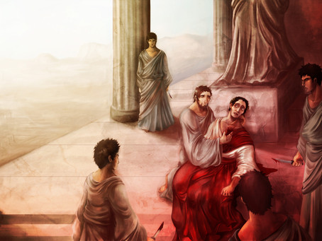 """""""Beware the Ides of March"""""""