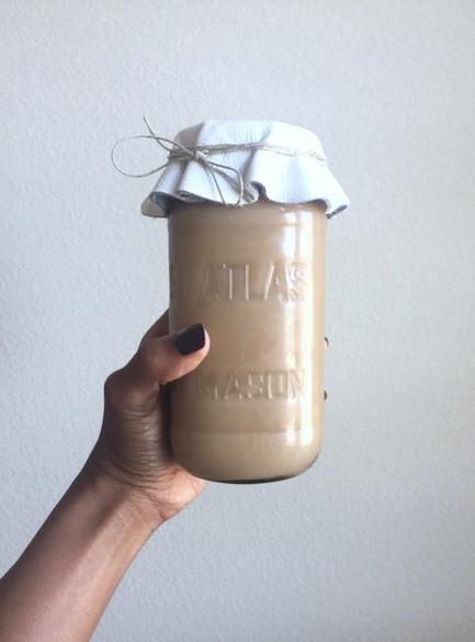 FREE Recipe: Lavender Milk Tea