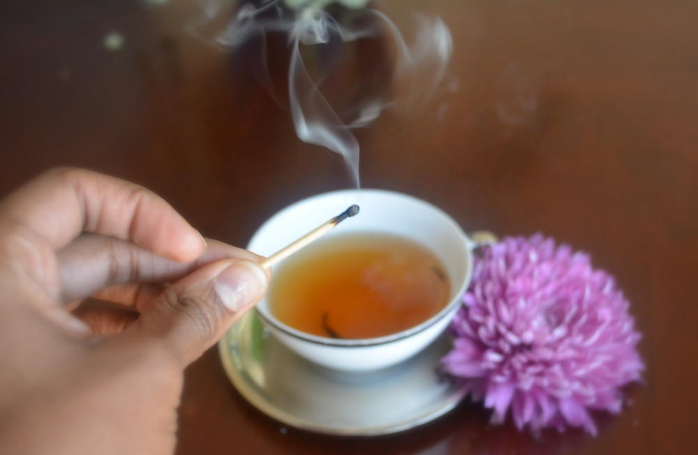 THE SIP: Lapsang Souchong by The Spice & Tea Exchange