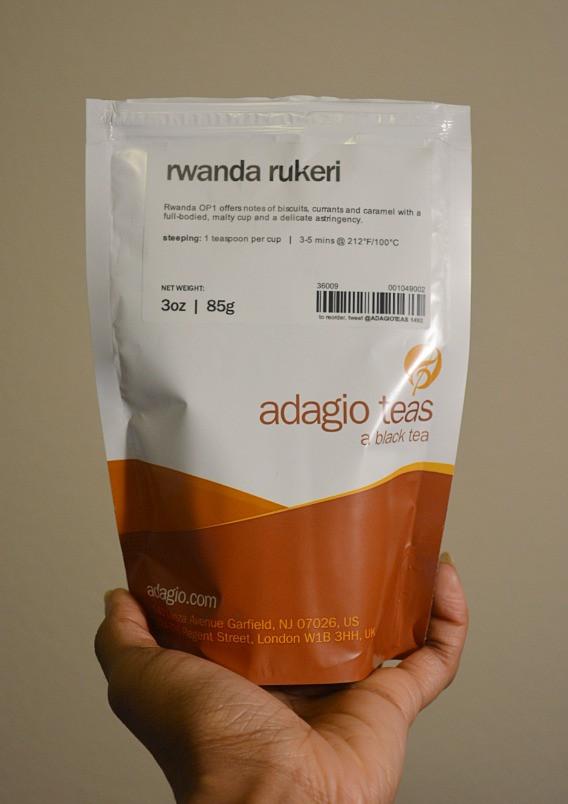 THE SCENT: Rwanda Rukeri | Adagio Teas