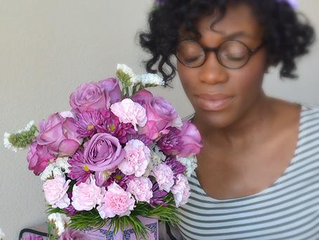 DIY: Un bouquet Fait Avec Une Boîte à Thé