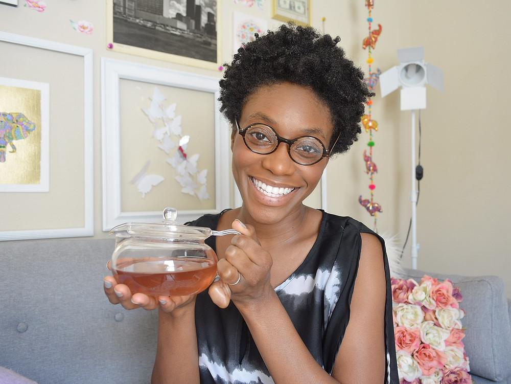 THE EFFECT: Purple Tea | JusTea