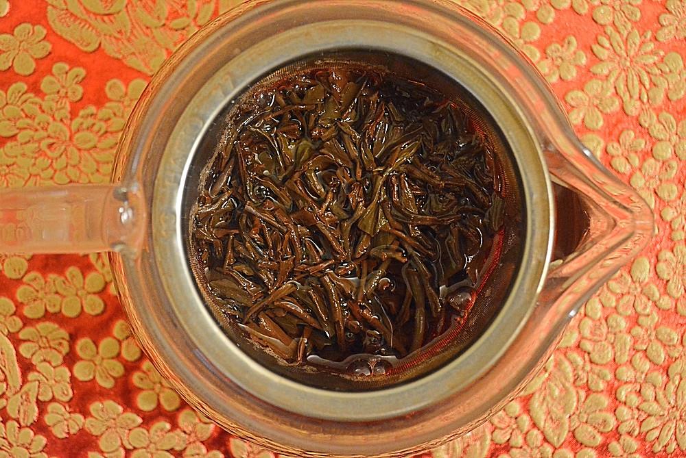 THE SIP: Rose Petal Black Tea | The Tao of Tea