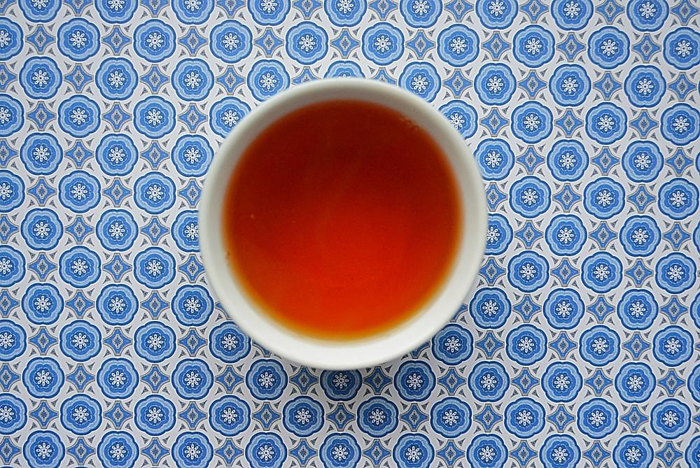 THE HUE: Oriental Beauty   Origins Tea