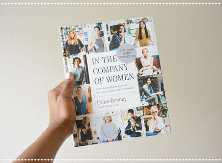 """""""In the Company of Women"""" by Grace Bonney"""